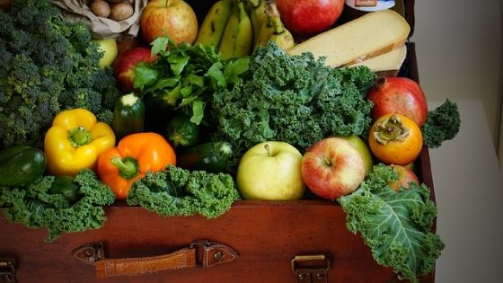 How does the consumption of fruits and vegetables affect our well-being? Researchers in the UK wanted to know and here is what they found!
