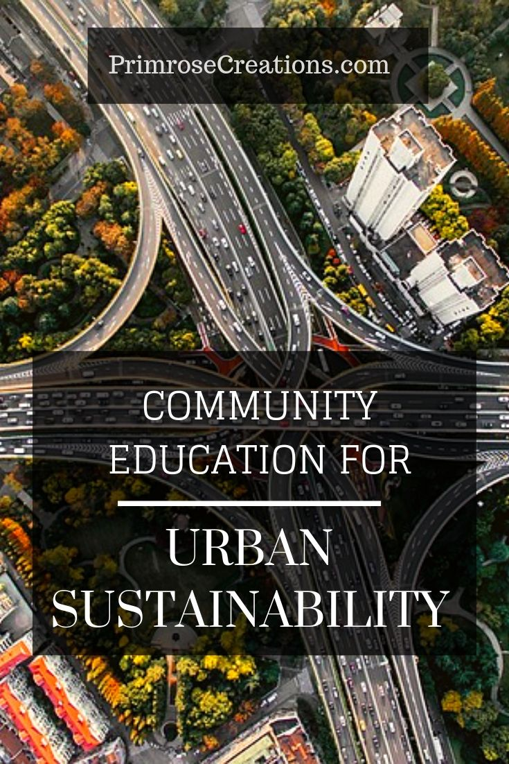 Green spaces have positive impacts on biodiversity and overall well-being in humans. Community education is key to sustainability of urban green-space development.